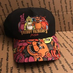 Five nights at Freddy hat SnapBack